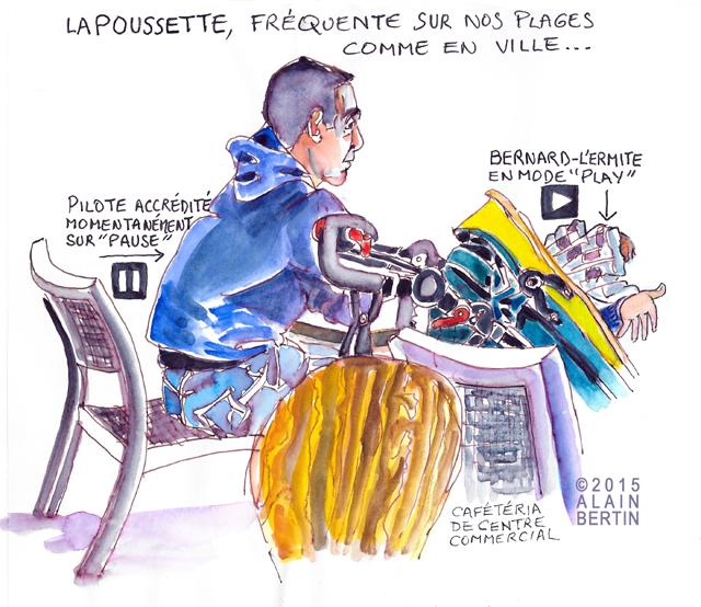 La Poussette